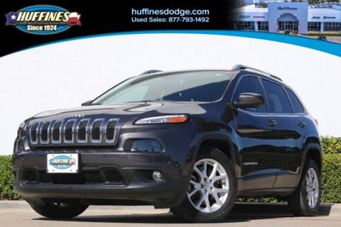 2015 Jeep Cherokee for sale in Lewisville, TX