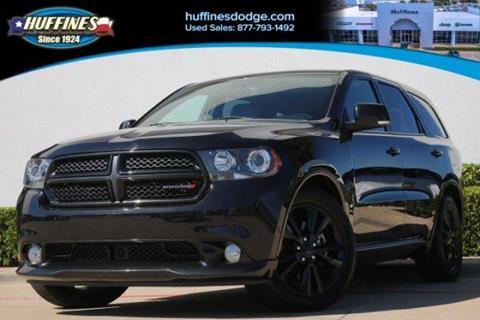 2013 Dodge Durango for sale in Lewisville, TX