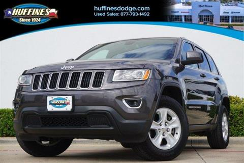 2015 Jeep Grand Cherokee for sale in Lewisville, TX