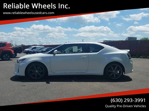 Scion Tc For Sale In West Chicago Il Reliable Wheels Used Cars