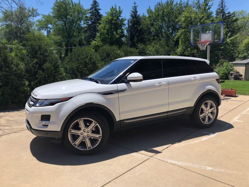 2015 land rover range rover evoque awd pure plus 4dr suv in west chicago il reliable wheels. Black Bedroom Furniture Sets. Home Design Ideas