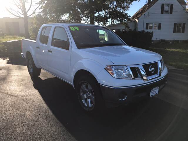 2009 Nissan Frontier 4x2 Se V6 4dr Crew Cab Swb Pickup 5a In West