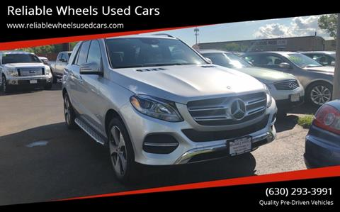 2016 Mercedes-Benz GLE for sale at Reliable Wheels Used Cars in West Chicago IL
