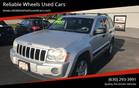 Jeep Grand Cherokee For Sale in West Chicago, IL - Reliable