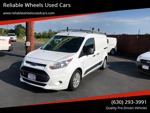 Ford Transit Connect Cargo For Sale in West Chicago, IL