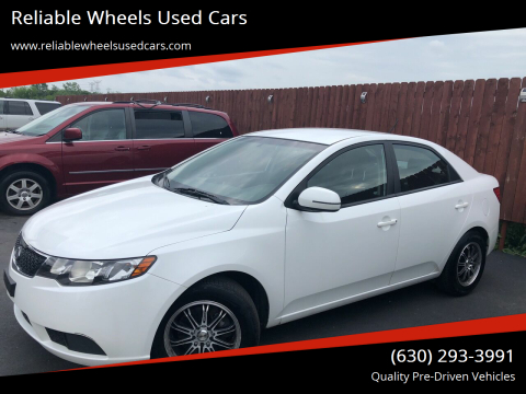 2013 Kia Forte for sale at Reliable Wheels Used Cars in West Chicago IL