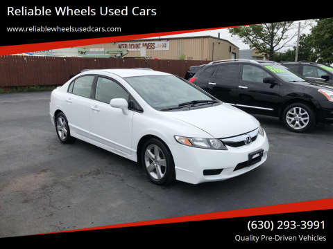 2009 Honda Civic for sale at Reliable Wheels Used Cars in West Chicago IL