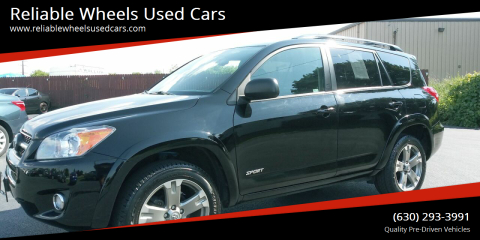 2011 Toyota RAV4 for sale at Reliable Wheels Used Cars in West Chicago IL
