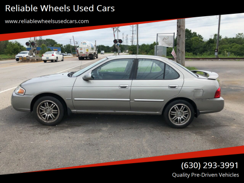 2006 Nissan Sentra for sale at Reliable Wheels Used Cars in West Chicago IL