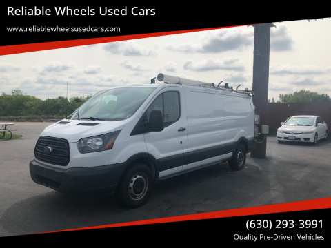 2017 Ford Transit Cargo for sale at Reliable Wheels Used Cars in West Chicago IL