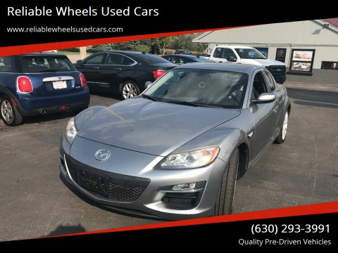 2010 Mazda RX-8 for sale at Reliable Wheels Used Cars in West Chicago IL