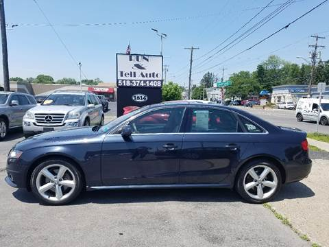 2012 Audi A4 for sale in Schenectady, NY