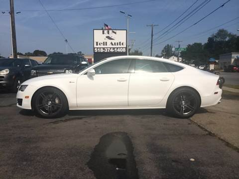 2012 Audi A7 for sale in Schenectady, NY