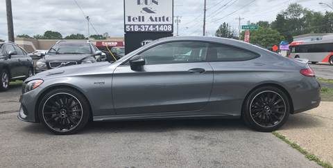 2018 Mercedes-Benz C-Class for sale in Schenectady, NY