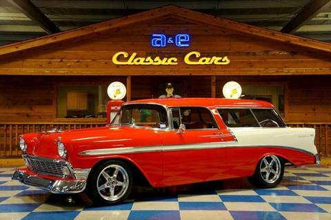 1956 Chevrolet Nomad for sale in New Braunfels, TX