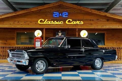 1967 Chevrolet Nova for sale in New Braunfels, TX