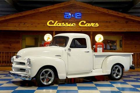 1954 Chevrolet 3100 for sale in New Braunfels, TX