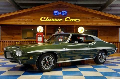 1972 Pontiac GTO for sale in New Braunfels, TX