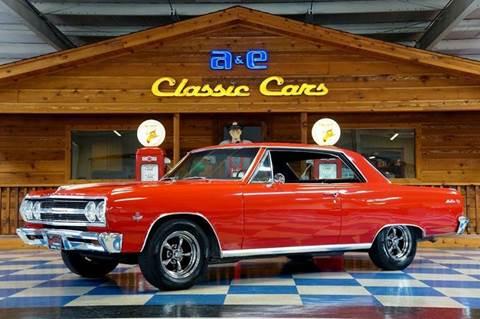 1965 Chevrolet Malibu for sale in New Braunfels, TX