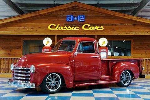 1952 Chevrolet 3100 for sale in New Braunfels, TX