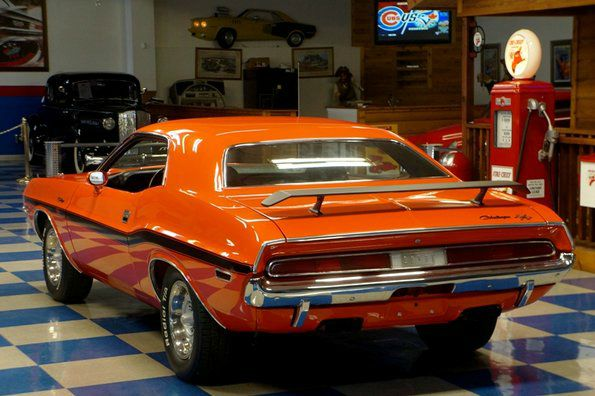 1970 Dodge Challenger - New Braunfels, TX SAN ANTONIO TEXAS