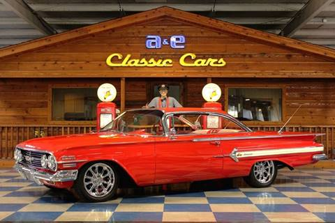 1960 Chevrolet Impala for sale in New Braunfels, TX