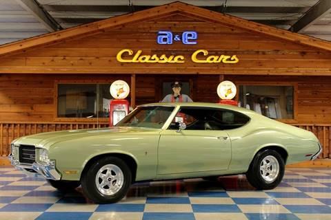 1971 Oldsmobile Cutlass for sale in New Braunfels, TX