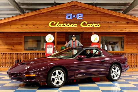1995 Pontiac Firebird for sale in New Braunfels, TX