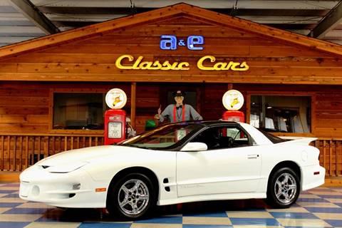 1999 Pontiac Firebird for sale in New Braunfels, TX