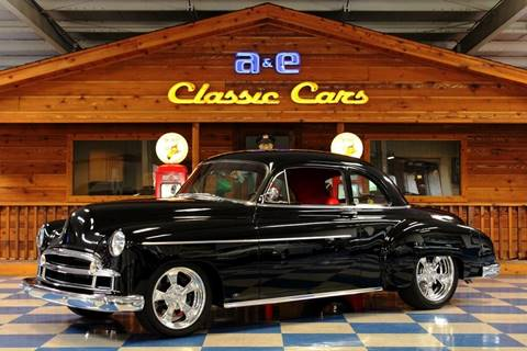 1950 Chevrolet Master Deluxe for sale in New Braunfels, TX