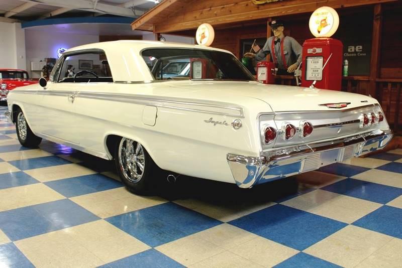 1962 Chevrolet Impala 6