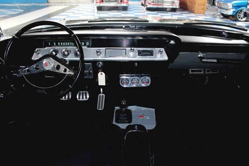 1962 Chevrolet Impala 22