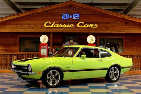 1971 Ford Maverick for sale in New Braunfels, TX
