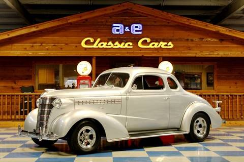 1938 Chevrolet Master Deluxe for sale in New Braunfels, TX