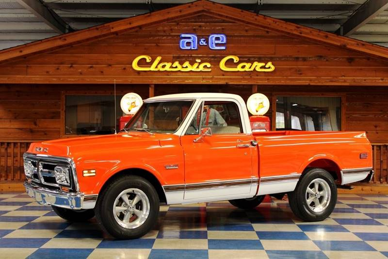 1971 GMC C/K 1500 Series 1