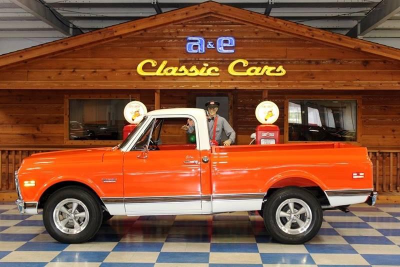 1971 GMC C/K 1500 Series 2