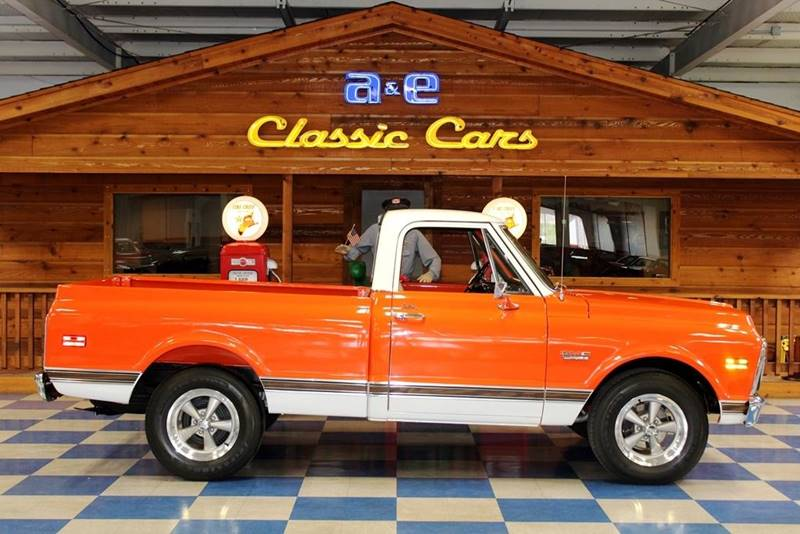 1971 GMC C/K 1500 Series 7