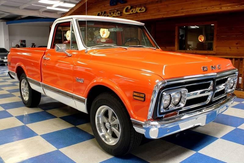 1971 GMC C/K 1500 Series 10