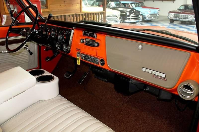 1971 GMC C/K 1500 Series 20