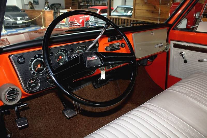 1971 GMC C/K 1500 Series 21