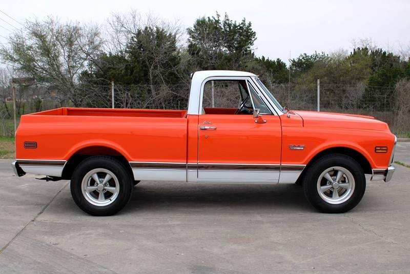 1971 GMC C/K 1500 Series 50