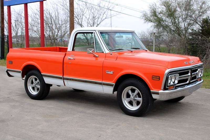 1971 GMC C/K 1500 Series 51