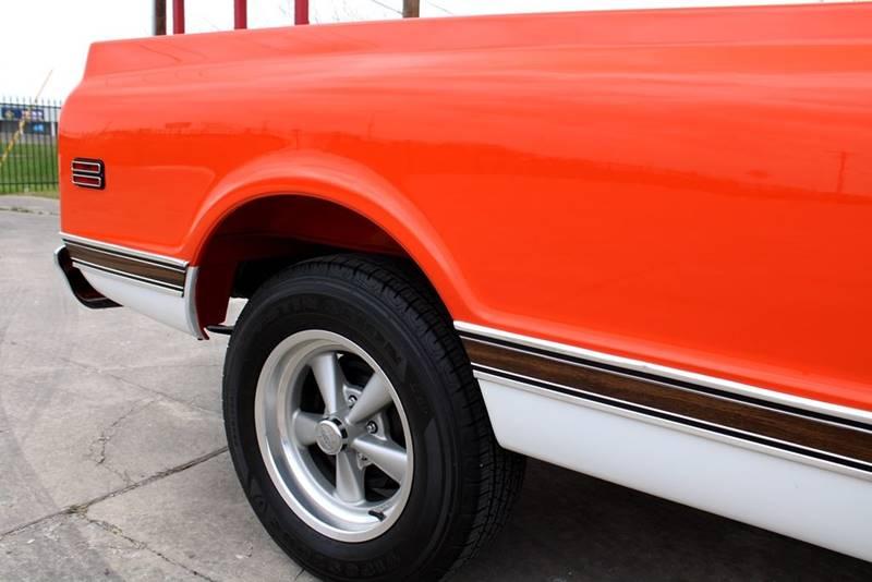 1971 GMC C/K 1500 Series 55