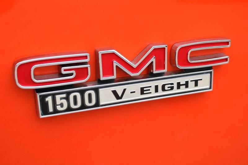 1971 GMC C/K 1500 Series 65