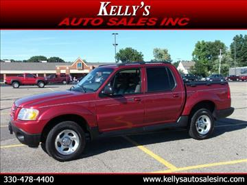 2003 Ford Explorer Sport Trac for sale in Canton, OH