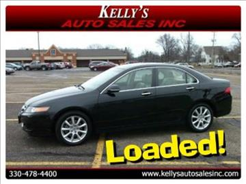 2006 Acura TSX for sale in Canton, OH