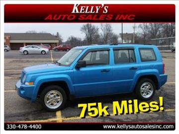 2009 Jeep Patriot for sale in Canton, OH