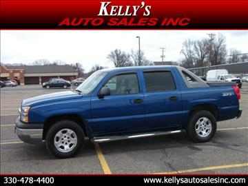 2003 Chevrolet Avalanche for sale in Canton, OH
