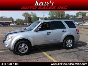 2011 Ford Escape for sale in Canton, OH