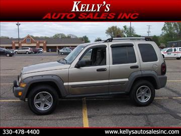 2005 Jeep Liberty for sale in Canton, OH
